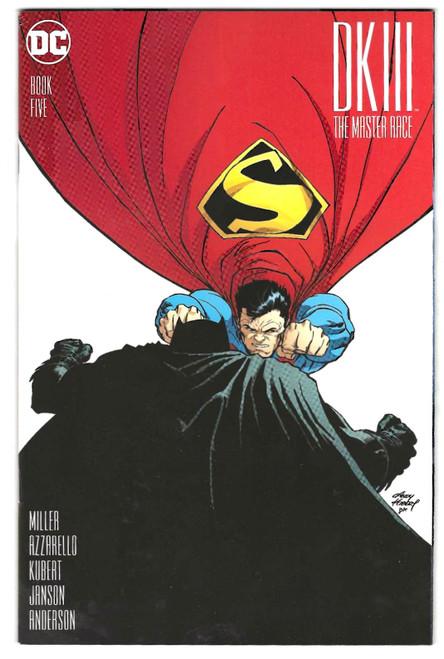 Dark Knight III: The Master Race #5 - 2016 - DC Comic - VG