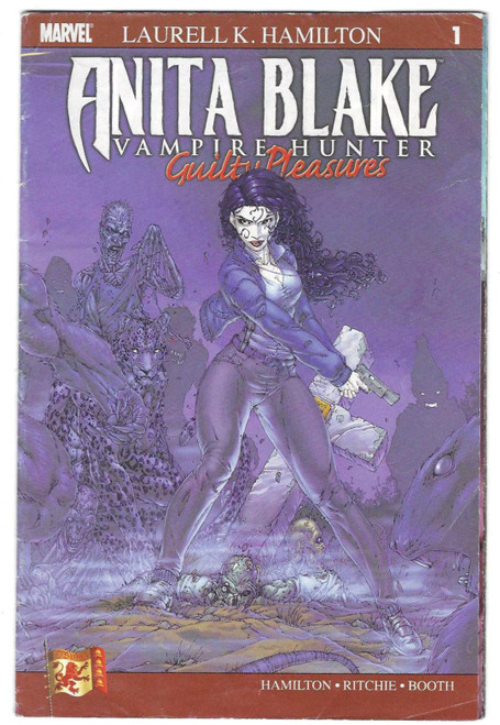 Anita Blake: Vampire Hunter - Guilty Pleasures #1 - 2006 - Marvel - FR