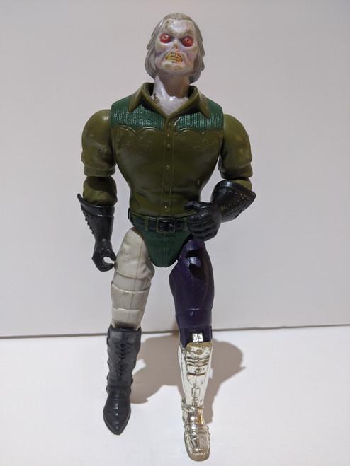 Marshall Bravestar Tex Hex Action Figure - 1986 - Mattel Filmation - VG