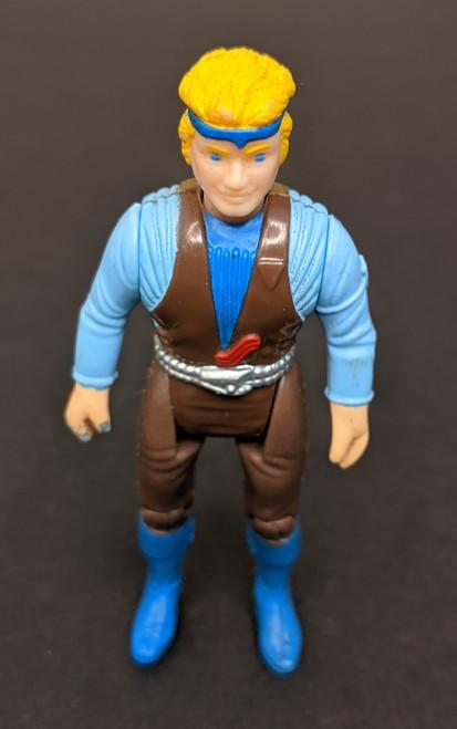 Dino Riders Yungstar Figure - 1987 - Tyco - VG