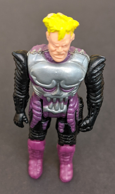 M.A.S.K Floyd Malloy/Vampire Figure - 1986 - Kenner - VG