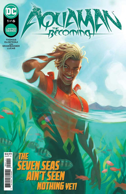 Aquaman: The Becoming #1 - 21/09/21 - DC Comic