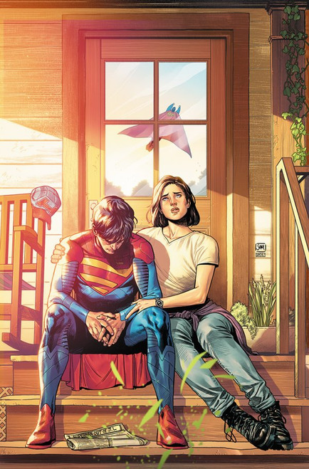 Action Comics #1035 - 28/09/21 - DC Comic