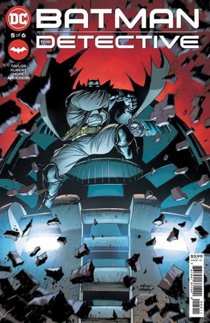 Batman: The Detective #5 - 14/09/21 - DC Comic