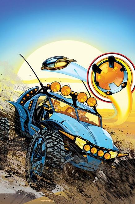 Blue & Gold #3 - 21/09/21 - DC Comic
