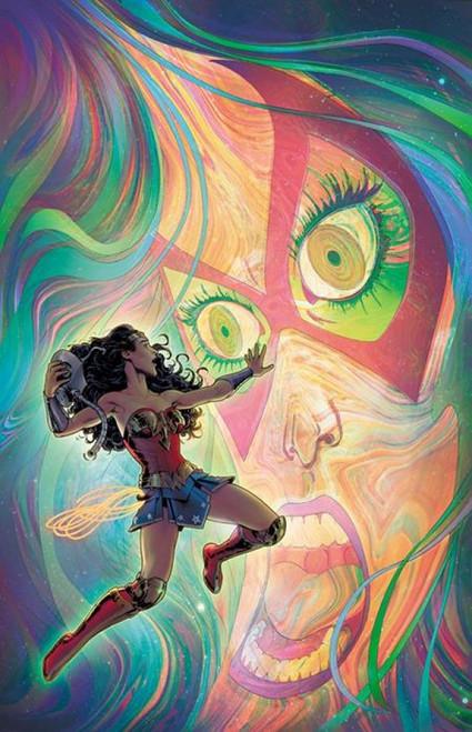 Sensational Wonder Woman #7 - 07/09/21 - DC Comic