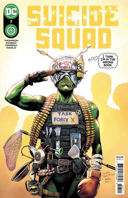 Suicide Squad #7 - 07/09/21 - DC Comic
