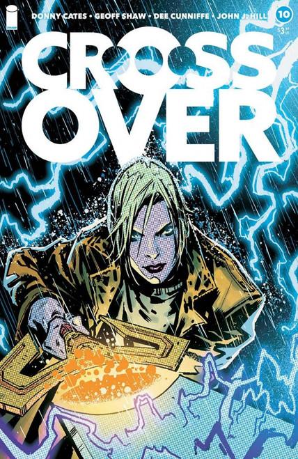 Crossover #10 - 24/11/21 - Image Comic