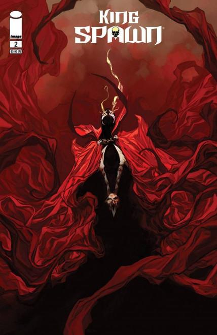 King Spawn #2 - 15/09/21 - Image Comic