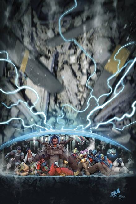 Apex Legends: Overtime #4 - 01/09/21 - Dark Horse Comic