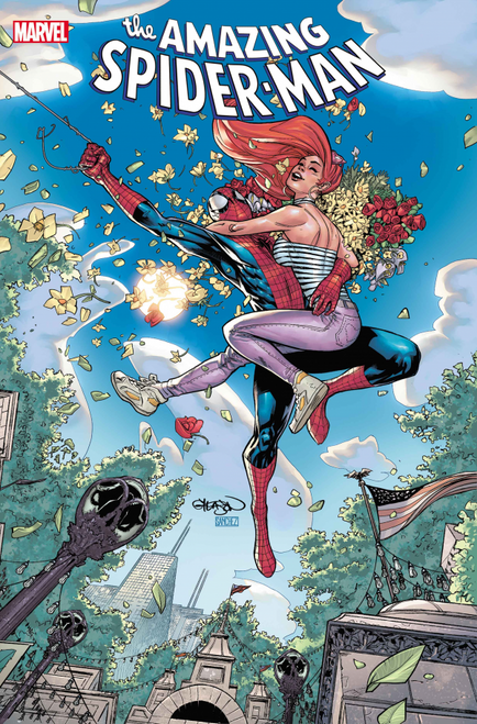 The Amazing Spider-Man #74 - 22/09/21 - Marvel Comic