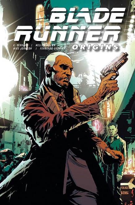 Blade Runner: Origins #6 - 15/09/21 - Titan Comic