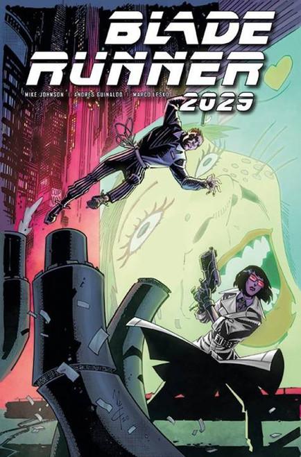 Blade Runner 2029 #8 - 29/09/21 - Titan Comic