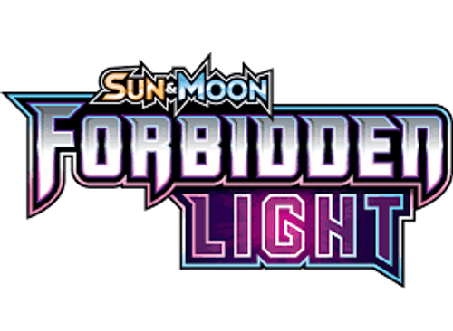 Pokemon Sun and Moon: Forbidden Light Blind Pack of 6 Cards - 2018 - The Pokemon Company