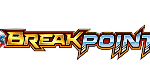 Pokemon XY Breakpoint Blind Pack of 6 Cards - 2016 - The Pokemon Company