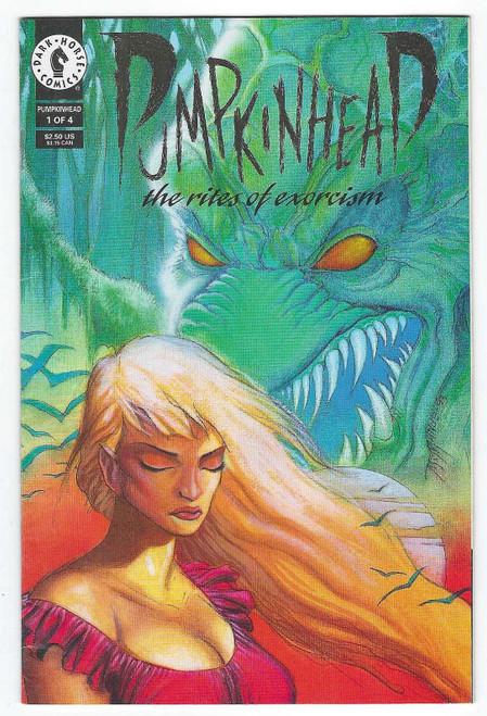 Pumpkinhead: The Rites Of Exorcism #1 - 1993 - Dark Horse Comic - VG