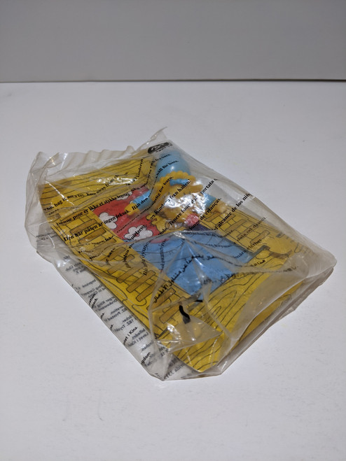 The Simpsons Vintage Burger King Simpsons Collection - Maggie Simpson - 2001 - Burger King - New/Sealed