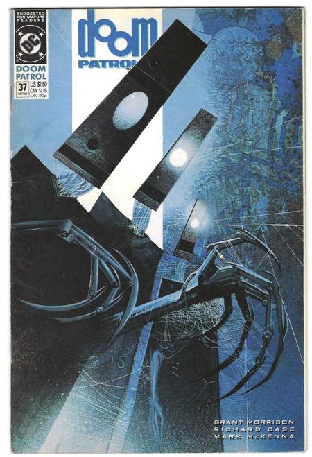 Doom Patrol #37 - 1990 - DC Comic - VG