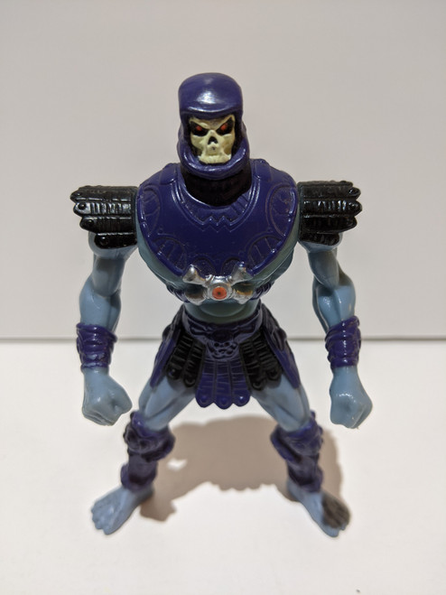 Masters Of The Universe - Skeletor Action Figure - 2003 - Burger King - VG