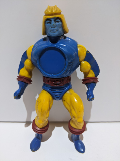 Masters Of The Universe Sy Klone Action Figure - 1984 - Mattel - GD