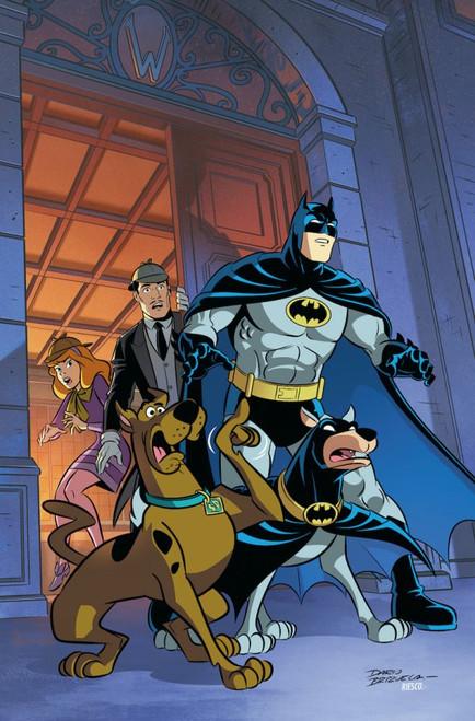 The Batman & Scooby-Doo Mysteries #7 - 12/10/21 - DC Comic