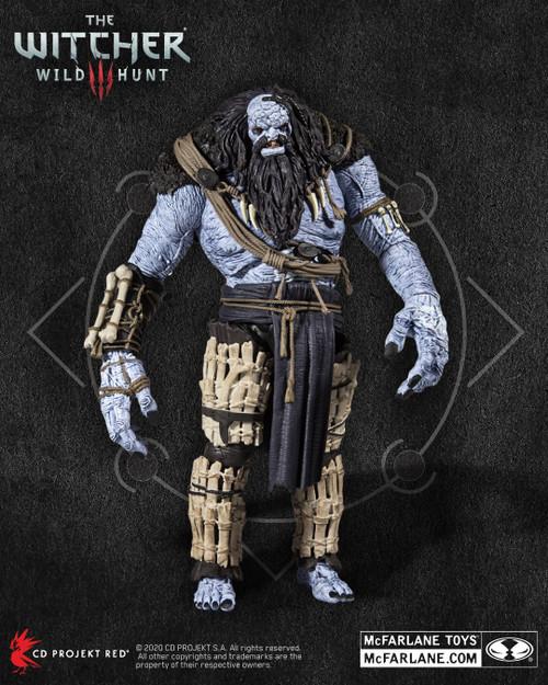 The Witcher: Mega Fig Ice Giant Myrhyff of Undvik Action Figure - 2021 - McFarlane Toys