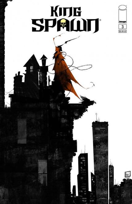King Spawn #3 - 13/10/21 - Image Comic