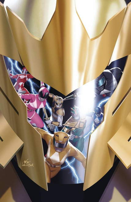 Mighty Morphin #12 - 06/10/21 - Boom! Comic