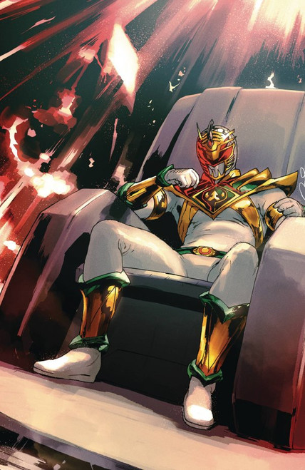 Power Rangers #12 - 13/10/21 - Boom! Comic