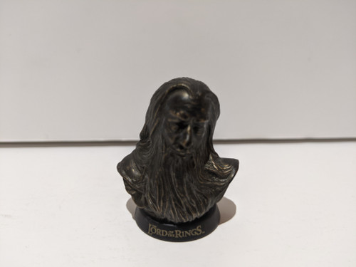 Lord Of The Rings Gandalf Mini Bust - 2001 - Tomy - VG
