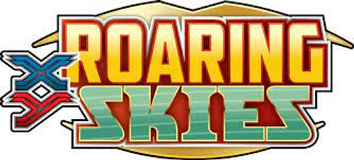 Pokemon XY Roaring Skies Blind Pack Of 6 Cards - 2015 - The Pokemon Company