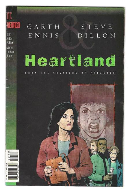 Heartland #1 - 1997 - DC/Vertigo Comic - GD
