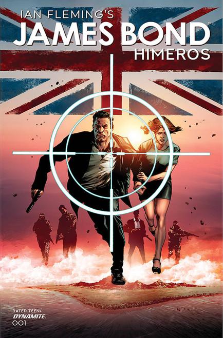 James Bond: Himeros #1 - 13/10/21 - Dynamite Comic
