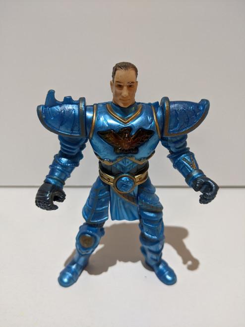 Blue Medieval Knight - 1998 - Chap Mei - VG