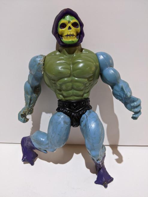 Masters Of The Universe Skeletor Action Figure - 1981 - Mattel - FR