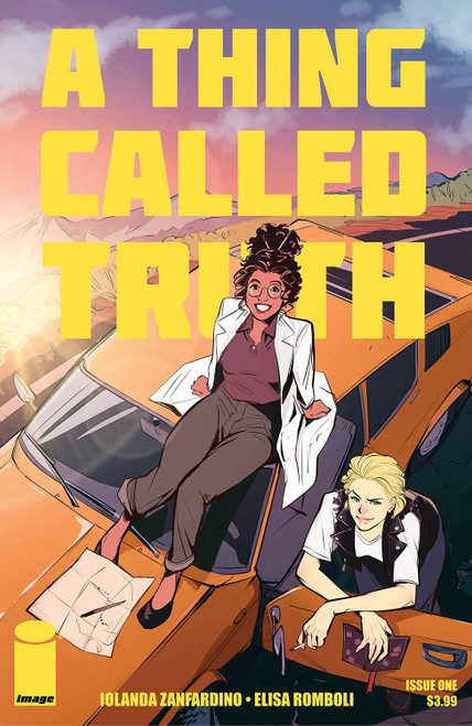 A Thing Called Truth #1 - 03/11/21 - Image Comic