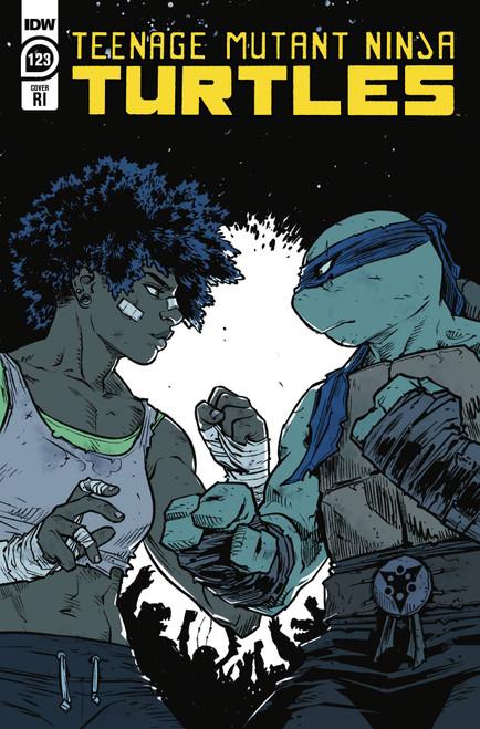 Teenage Mutant Ninja Turtles #123 - 10/11/21 - IDW Comic