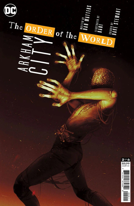 Arkham City: The Order Of The World #2 - 02/11/21 - DC Comic
