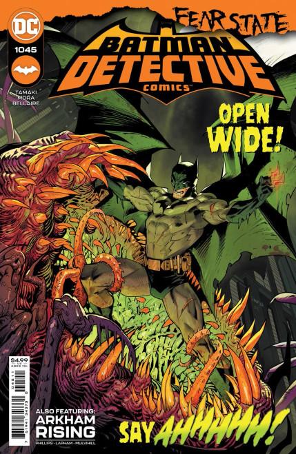 Detective Comics #1045 - 23/11/21 - DC Comic