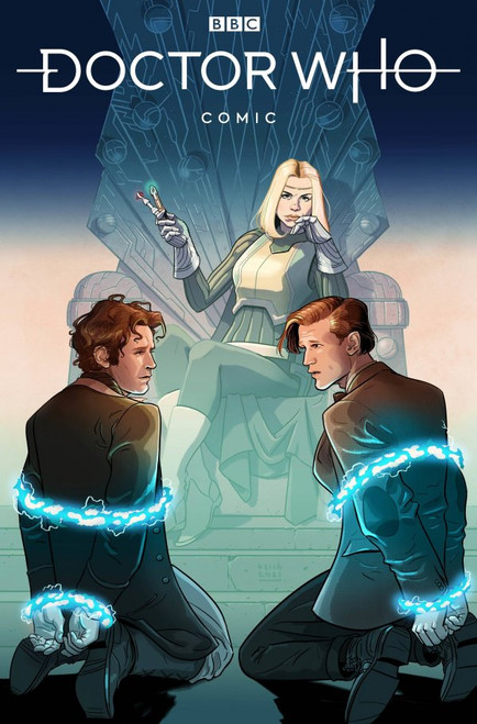 Doctor Who: Empire Of The Wolf #1 - 03/11/21 - Titan Comic