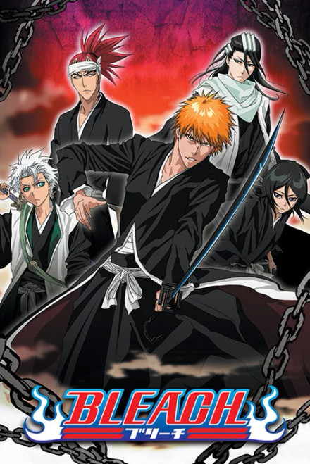 Bleach: Chained Poster - 30/09/21 - Pyramid International