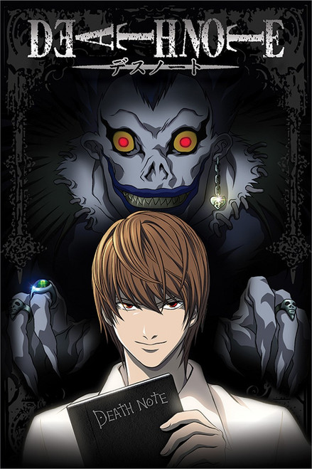 Death Note: From The Shadows Poster - 30/09/21 - Pyramid International