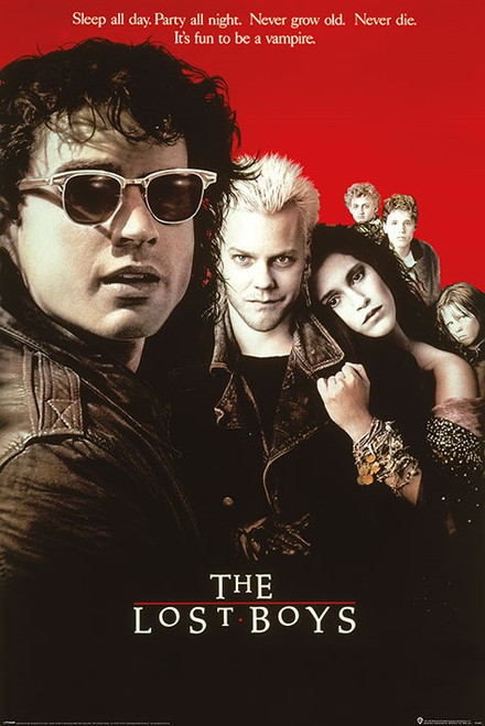 The Lost Boys: Cult Classic Poster - 30/09/21 - Pyramid International
