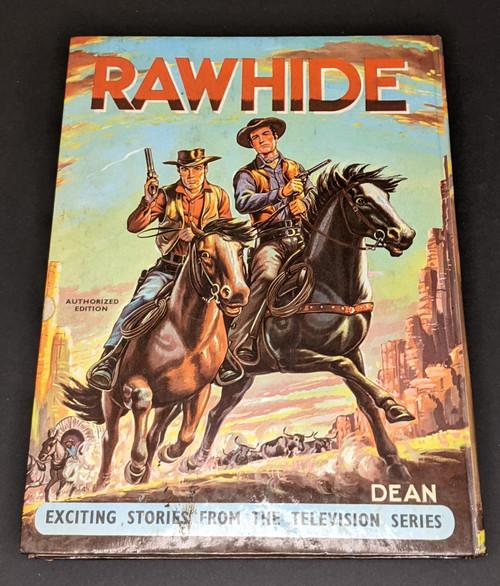 Rawhide Annual - 1961 - Dean & Sons Book - HC - GD