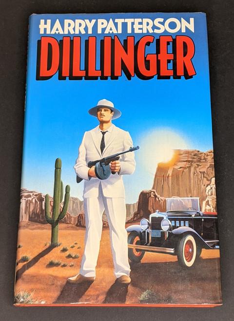 Dillinger - 1983 - Book Club Associates Book - HC - VG