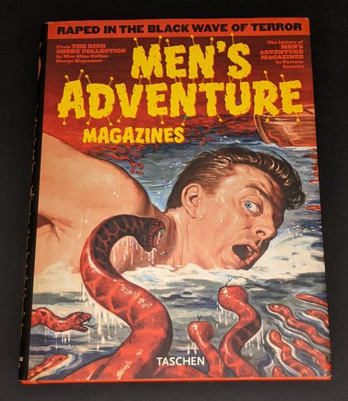 Men's Adventure Magazines - 2008 - Taschen Book - HC - VG