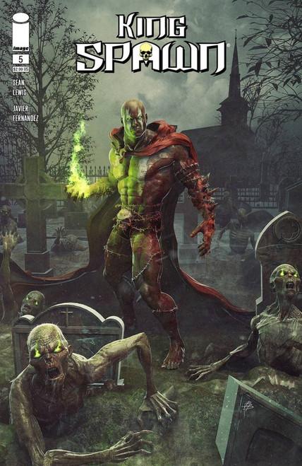 King Spawn #5 - 15/12/21 - Image Comic