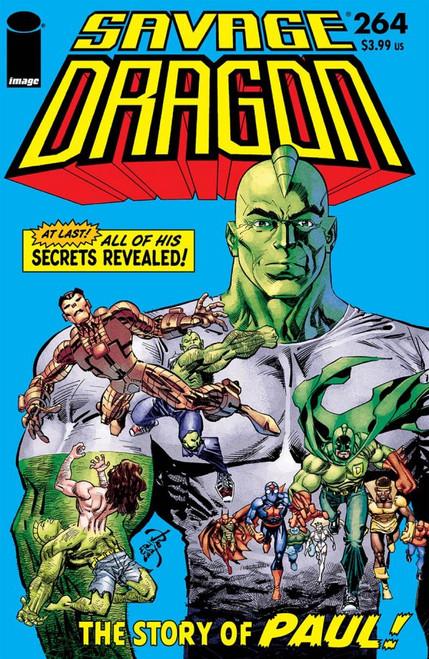 Savage Dragon #264 - 15/12/21 - Image Comic