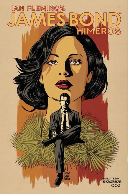 James Bond: Himeros #3 - 08/12/21 - Dynamite Comic