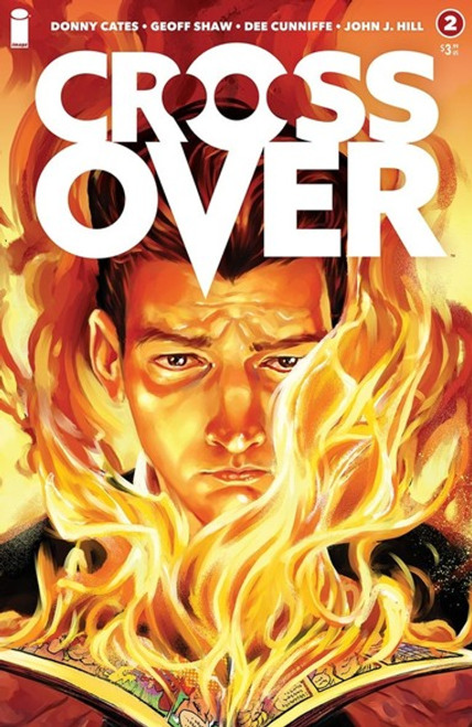 Crossover #2 - Image Comic - Pre-Order - Released Dec 9th 2020